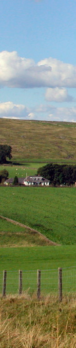 Vallum Lodge Guest House in the heart of Northumberland